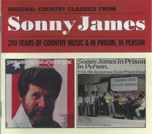 James double LP revived in the UK
