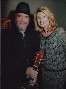 Linda Davis and Merle Haggard